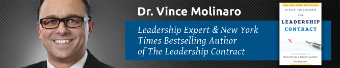 Dr. Vince Molinaro