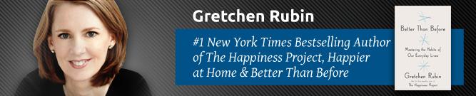 Gretchen Rubin