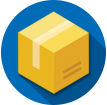 Moulton Logistics Management E-Commerce Fulfillment Icon