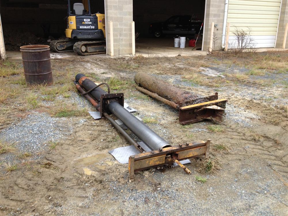 underground hydraulic lift removal rh currenenvironmental com