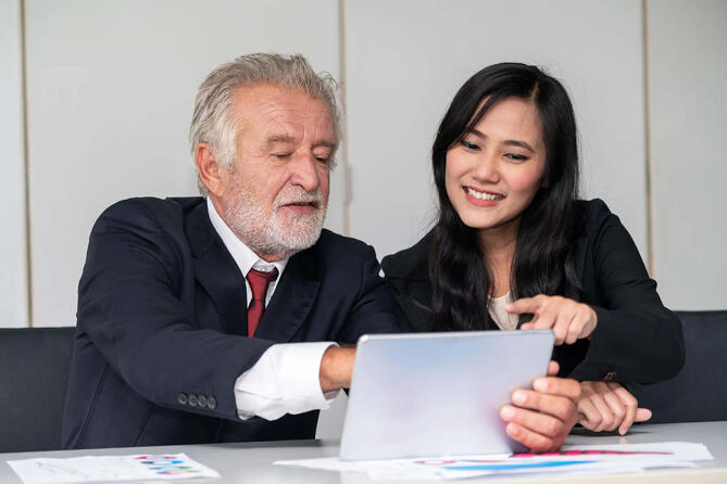bigstock-Senior-Executive-Manager-And