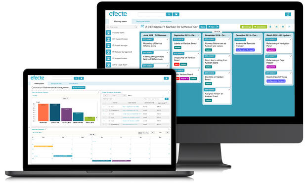 Efectes Service Management Tool