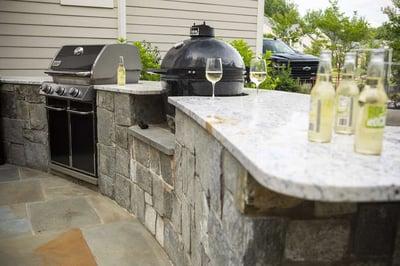 Outdoor Kitchens 10
