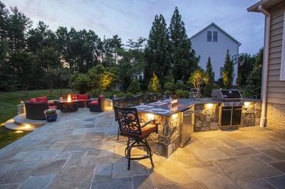 Outdoor Kitchen 7