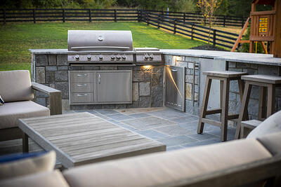 Outdoor Kitchens 18