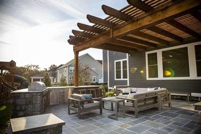 Outdoor Kitchens 16