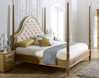 Quebec Pencil Bed