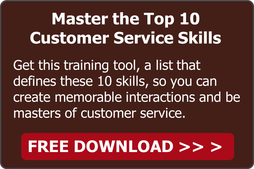 Top 10 Customer Service Skills List  Customer Service Skills List