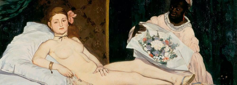 La criticada obra de Manet