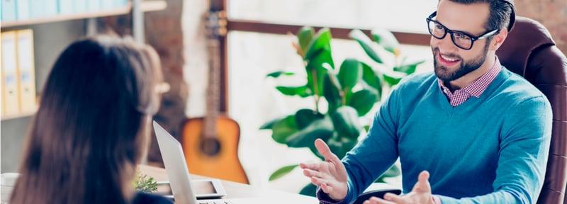Lúcete en tu entrevista de trabajo sin parecer arrogante