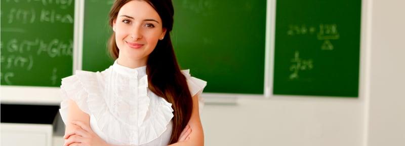 Los maestros también son profesionales de vanguardia