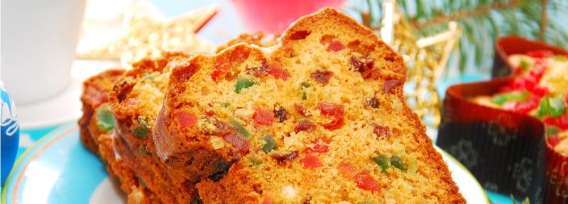 Tutorial para preparar Fruit Cake