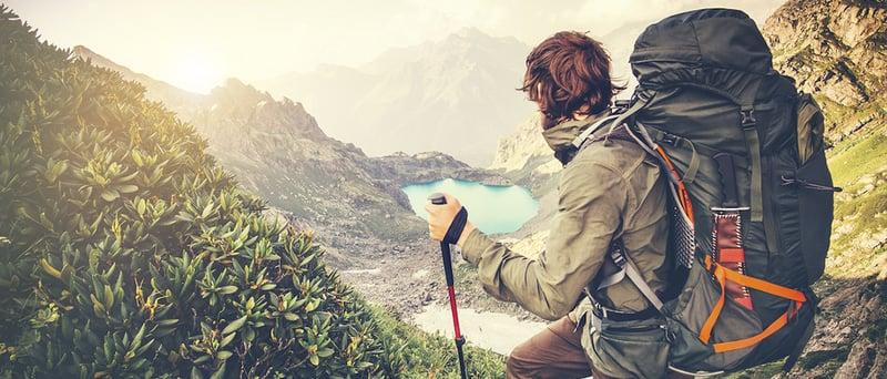 Estas vacaciones, ¡salte a caminar a la montaña!