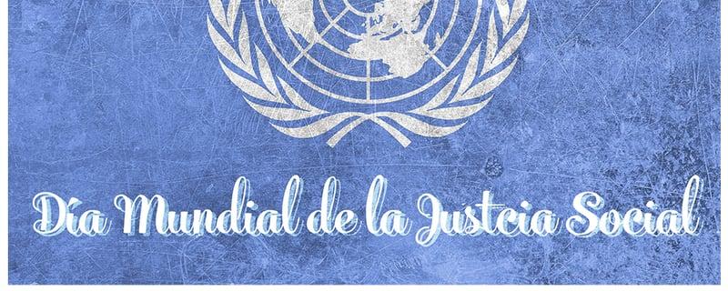 """""""Si quieres paz y desarrollo, trabaja por la justicia social"""""""