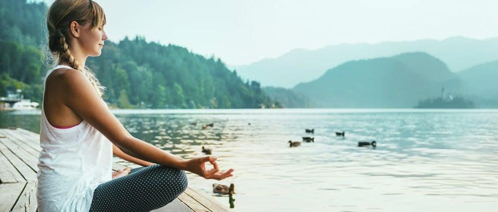 ¡4 apps para meditar!