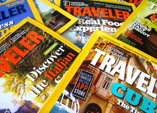 Travel journalism careers