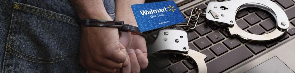 Massive Walmart Gift Card Scheme Busted