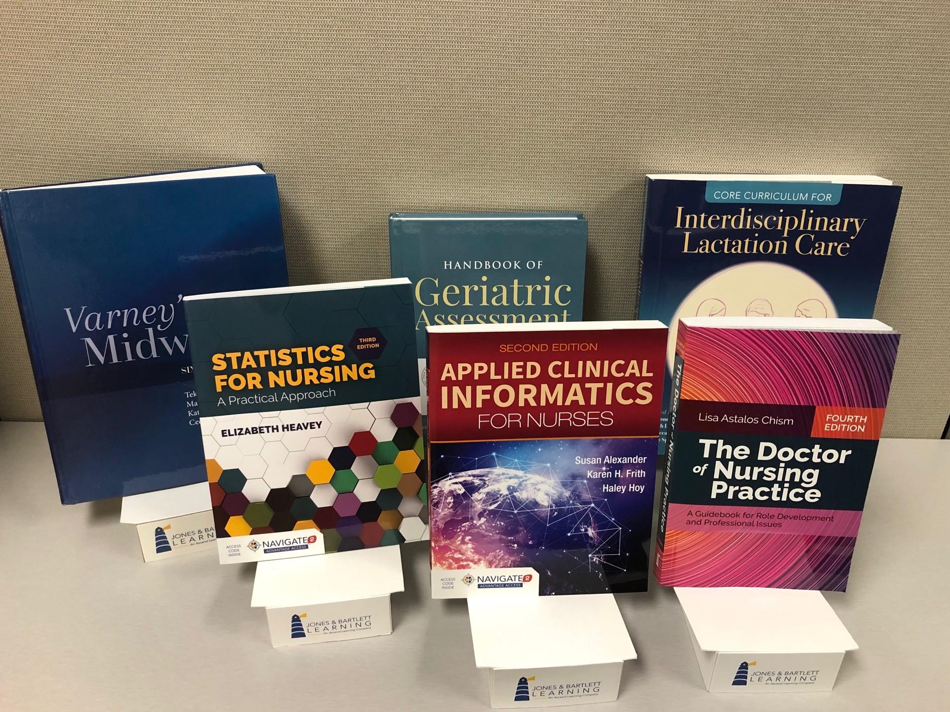 Jones & Bartlett Learning Awarded Seven AJN Book of the Year Awards