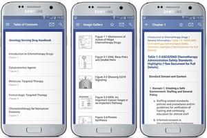 Oncology Nursing Drug Handbook App