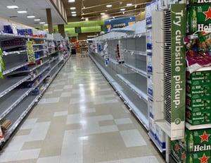paper goods large market