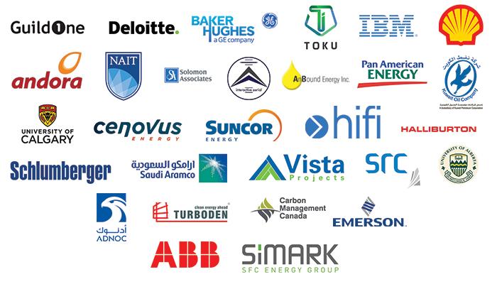 Tech Presenters logos