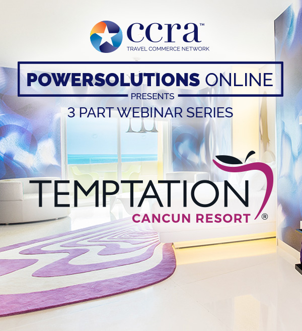 PowerStrategies Series: Temptation Resort is ready for 2019 with New Offers, Concepts and More!