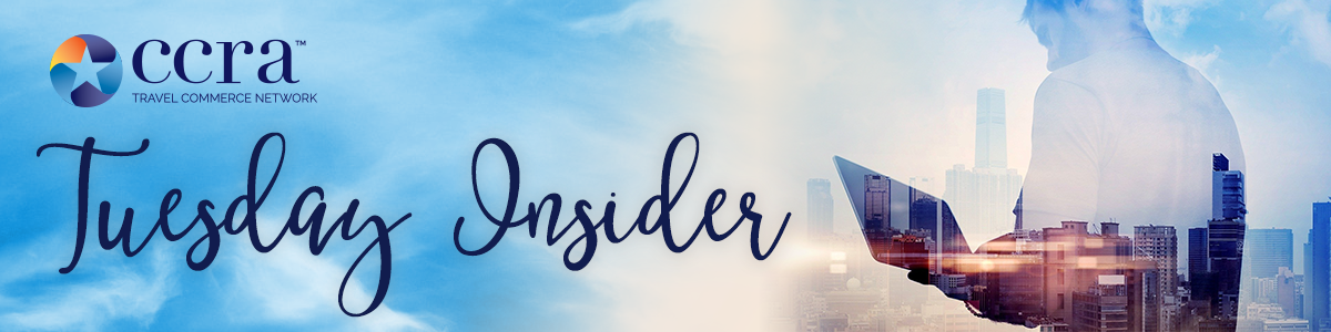 CCRA Tuesday Insider