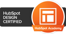 HubSpot Design Certified badge ESM Inbound