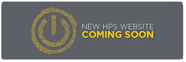 New HPS Website Coming Soon