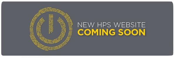 New HPS Website Coming Soon