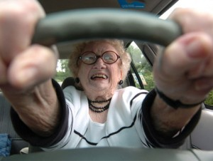 Elderly-Driving