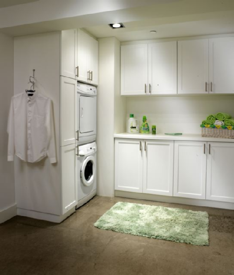 laundry rooms | Valet Custom Cabinets & Closets Blog
