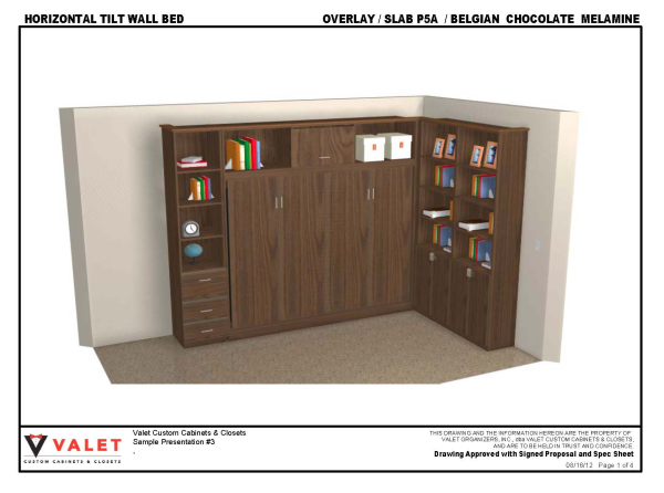 Revised Belgian Chocolate Horizontal Tilt Wall Bed Page 1 resized 600