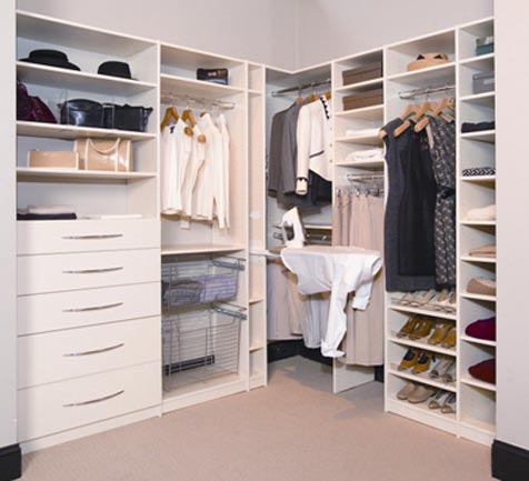 closet gallery by valet custom cabinets & closets