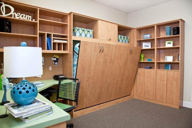 Gallery Of Murphy Wall Beds By Valet Custom Cabinets Closets