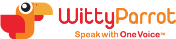 WittyParrot Logo