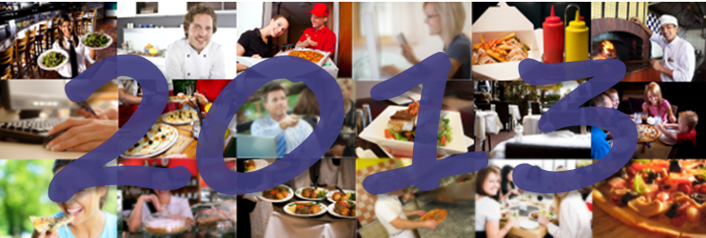 Restaurant POS, Restaurant Marketing, 2013 Restaurant Trends