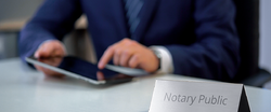 Electronic Remote Online Notary (RON) in Michigan