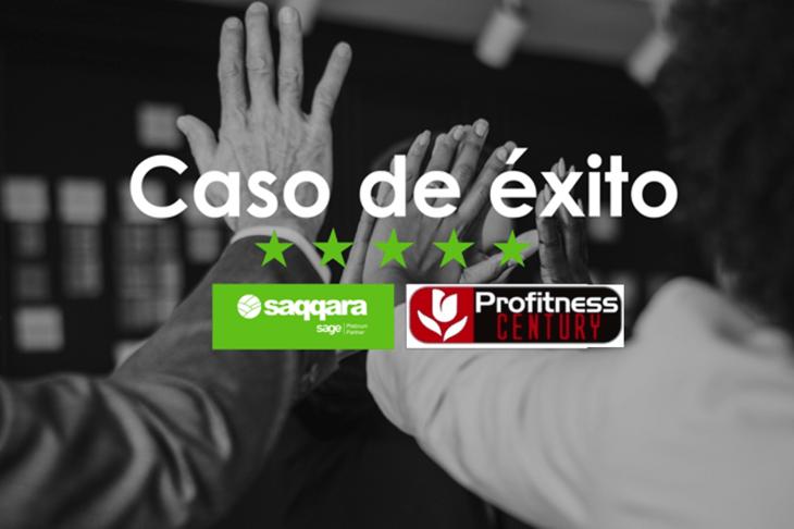 Profitness Century ha potenciado su volumen de ventas utilizando Sage 200cloud