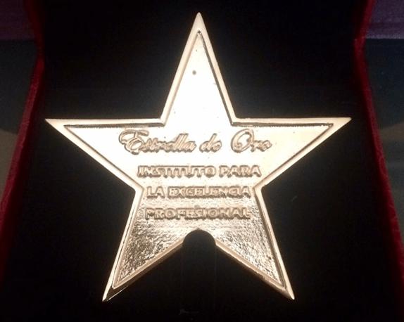 Saqqara Informática obtiene la Estrella de Oro a la Excelencia Empresarial