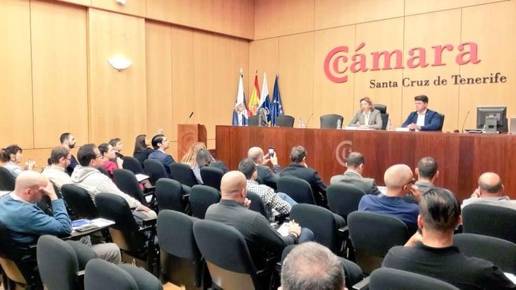 El Cabildo y la Cámara de Comercio apuestan por la innovación para impulsar la productividad empresarial