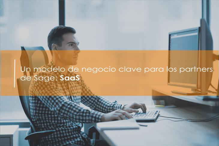 SaaS: un modelo de negocio clave para los partners de Sage