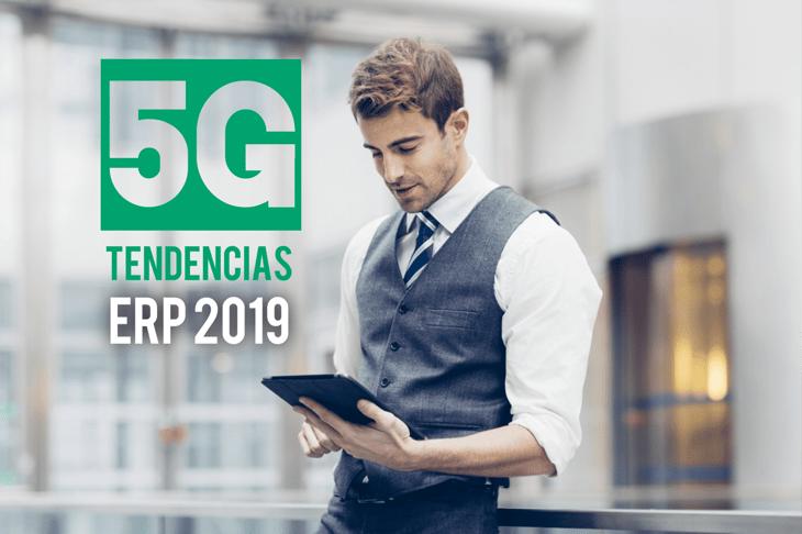 Tendencias del ERP en el ámbito de la tecnología 5G para pymes