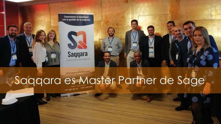 Saqqara participa como Máster Partner de Sage en la actualización de software de clientes