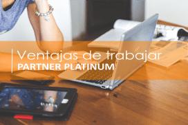 Ventajas de trabajar con un Partner Platinum