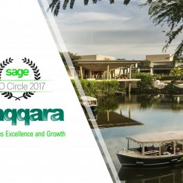 Saqqara Informática: ganador del Premio Sage CEO Circle Awards
