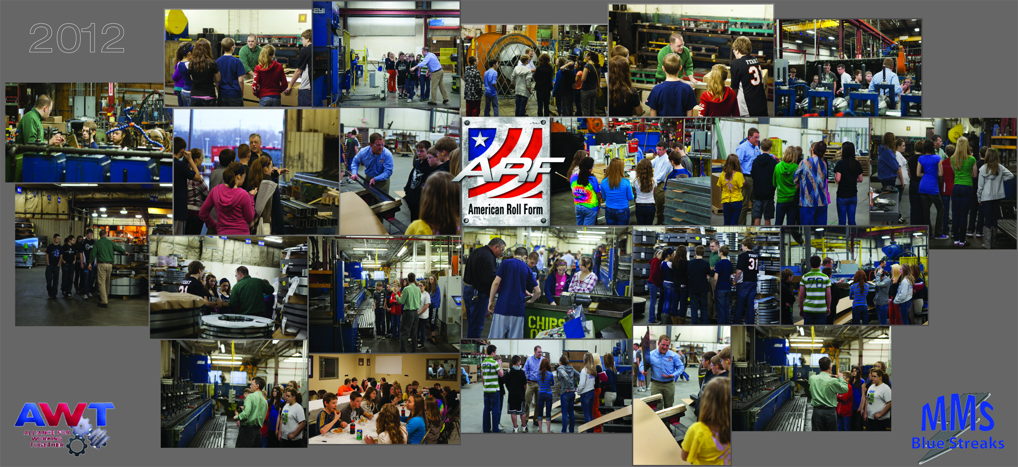 ARF Hosts Madison Middle School Students for AWT Tours