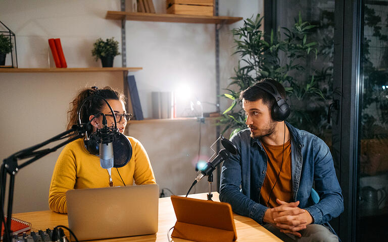 Should Clinical Trials Advertise on Podcasts?