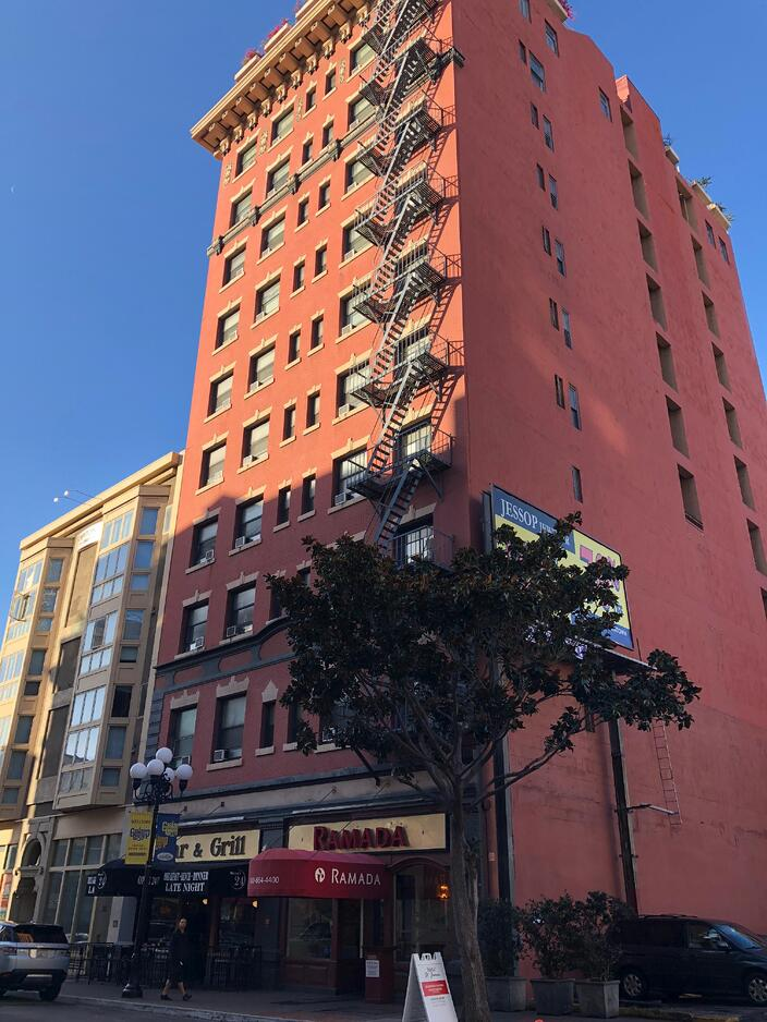 Grand River Rubber & Plastics Helps Restore 1913 Elevator at Historic San Diego Hotel [Case Study]