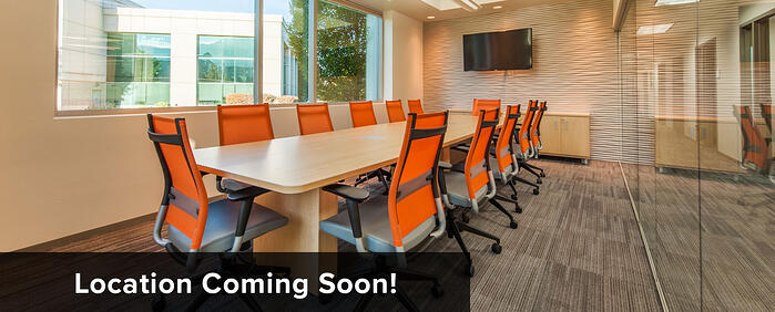 Second interior picture of our Colorado Springs Woodmen Office Evolution Location